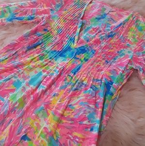 Lilly Pulitzer multi palm beach coral